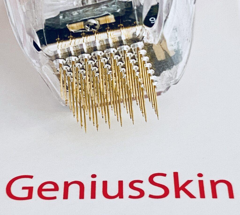 Genius micro-aiguilles