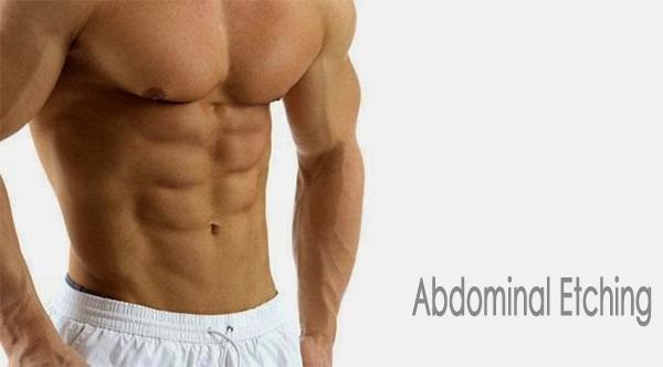 abdomen sculpte homme
