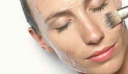 Peeling facial Tunisie