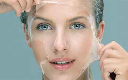 Peeling visage Tunisie